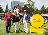 MEXICO DF, MEXICO - APRIL 09:  Global Champions Tour of Mexico at Campo de Marte on April 09, 2017 in Mexico DF, Mexico. (Photo by Manuel Queimadelos / Oxer Sport)