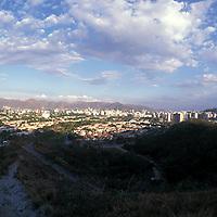 Panoramica  de Valencia, Estado Carabobo, Venezuela.