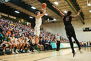UC Santa Barbarar vs. Vermont Men's Basketball 12/16/15