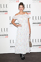 Pixie Geldof, ELLE Style Awards 2016, Millbank London UK, 23 February 2016, Photo by Richard Goldschmidt