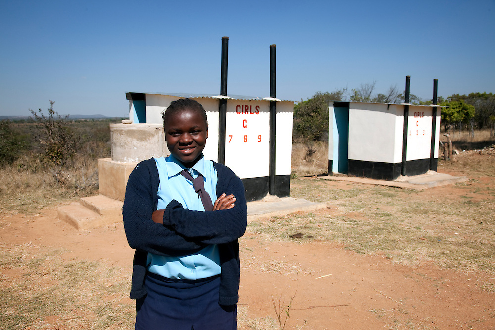 Choolwe Chiire . Chiobola school, Zambia.