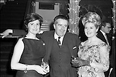 1962 - Betty Whelan and Associates Reception at the Gresham Hotel