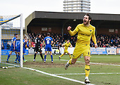 AFC Wimbledon v Oxford United 270216