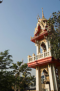 Wat Dan, on the banks of the Chao Phraya River.