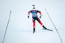 March 10, 2019 - –Stersund, Sweden - 190310 Marte Olsbu Roeiseland of Norway during the Women's 10 km Pursuit during the IBU World Championships Biathlon on March 10, 2019 in Östersund. 10, 2019 in Östersund..Photo: Johan Axelsson / BILDBYRÃ…N / Cop 245 (Credit Image: © Johan Axelsson/Bildbyran via ZUMA Press)