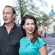 NLD/Amsterdam//20170706 - Lancering 'GTST' Magazine, Erik de Vogel en Caroline De Bruijn