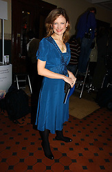 News reader KATIE DERHAM at the opening night of Cirque Du Soleil's 'Alegria' held at the Royal Albert, London on 5th January 2007.<br /><br />NON EXCLUSIVE - WORLD RIGHTS