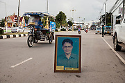Mr Prawien Bunnak was shot dead outside government buildings on 11 July 1995 in Wang Sa Pung town in Loei Province. He was the Secretary of the Farmers Assembly Agricultural Cooperative Federation and was leading a protest against the construction of a large quarry in the area.
