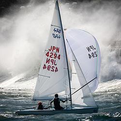 2018 470 national championship 江の島470全日本選手権