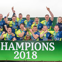 "REPRO FREE<br /> Projecx Waterboys from Scotland were crowned 2018 Heineken Kinsale 7s Champions for the second year in a row, defeating Speranza22 by 36-12<br /> Picture. John Allen<br /> <br /> *** PRESS RELEASE *** <br /> Sunday 6th May 2018<br /> <br />  PROJECX WATERBOYS WIN 2018 HEINEKEN KINSALE 7s<br /> Projecx Waterboys from Scotland were crowned 2018 Heineken Kinsale 7s Champions for the second year in a row, defeating Speranza22 by 36-12. Railway Union won the Hayes Caravan Services Women's Trophy beating WRR Ravens 22-7 and King Prawns won the Men's Open competition, beating Session Motts 36-0. <br /> Celebrating its 30th anniversary this year, the Heineken Kinsale 7s is Ireland's largest rugby 7s tournament and builds on its success each year. Over 60 teams and supporters enjoyed great running rugby and the huge festival atmosphere in Kinsale RFC and in the town over the May Bank Holiday weekend.<br /> Competition<br /> Winner<br /> Runner-Up<br /> Men's Elite Champions<br /> Projecx Waterboys<br /> Speranza 22<br /> Men's Elite Plate<br /> Camarthen Warriors<br /> CLIC Sargent Godfathers<br /> Men's Open Champions<br /> King Prawns<br /> Session Motts<br /> Men's Social Competion<br /> Dirty Basturds<br /> Carley's Angels<br /> Men's Open Plate<br /> DISCO Balls<br /> Kinsale RFC<br /> Men's Social Plate Competition<br /> Brick Lane's Green Bananas<br /> Fat Spartans<br /> Hayes Caravan Services Women's Open Cup<br /> Railway Union RFC<br /> WRR Ravens<br /> Women's Social Comp<br /> Capsized!<br /> Pink Ladies <br /> Women's Open Plate Competition<br /> Olorun Ponty Butchers<br /> Irish Rugby Institute<br /> <br /> <br /> Pat Maher, Event and Sponsorship Manager, Heineken Ireland said: ""We are delighted to continue our support and sponsorship of the Heineken Kinsale 7s and look forward to celebrating the 30th Anniversary in Kinsale with top-quality competitive rugby. We thank everyone involved in Kinsale RFC for their foresight, courage and wisdom to stage a 7s tournament all those years ago.<br /> ""The continued dedication of the club members to successfully organise this event, now in its 30th year is unrivalled in sport in Ireland. They have grown participation in the ev"