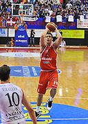 DESCRIZIONE : Biella Lega A 2011-12 Angelico Biella Cimberio Varese<br /> GIOCATORE : Kristjan Kangur<br /> SQUADRA : Cimberio Varese<br /> EVENTO : Campionato Lega A 2011-2012 <br /> GARA : Angelico Biella Cimberio Varese <br /> DATA : 09/04/2012<br /> CATEGORIA : Penetrazione Tiro<br /> SPORT : Pallacanestro <br /> AUTORE : Agenzia Ciamillo-Castoria/ L.Goria<br /> Galleria : Lega Basket A 2011-2012 <br /> Fotonotizia : Biella Lega A 2011-12  Angelico Biella Cimberio Varese <br /> Predefinita