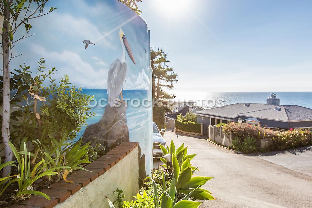 Ocean View Homes in Laguna Beach California