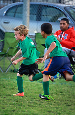 U8-Ireland v Bombers KO Tournament