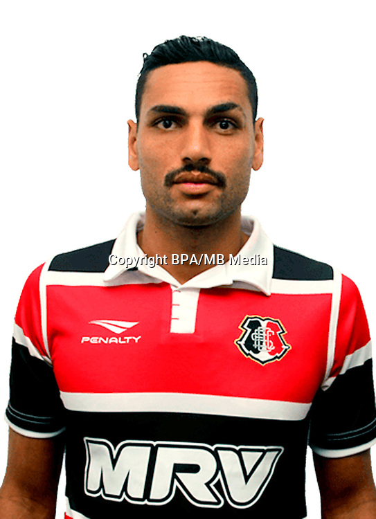 Brazilian Football League Serie B 2017 / <br /> ( Santa Cruz Futebol Clube ) - <br /> Jaimerson da Silva Xavier - Jaime
