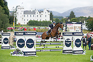 Anna Nilsson (SWE) & Luron - Jumping - Longines FEI European Eventing Chamionship 2015 - Blair Athol, Scotland - 13 September 2015