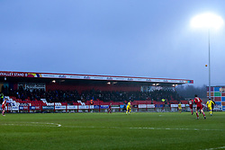 Bristol Rovers fans at Accrington Stanley - Mandatory by-line: Robbie Stephenson/JMP - 12/01/2019 - FOOTBALL - Wham Stadium - Accrington, England - Accrington Stanley v Bristol Rovers - Sky Bet League One