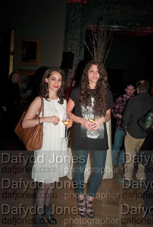 DEBRA LENNARD; MICAELA PHILIPPO, Patrick Keiller The  Robinson Institute,  The Duveens Commission: - Tate Britain, Millbank, London. 26 March 2012.