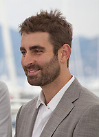 Cinematographer Mike Gioulakis at the Under The Silver Lake film photo call at the 71st Cannes Film Festival, Wednesday 16th May 2018, Cannes, France. Photo credit: Doreen Kennedy
