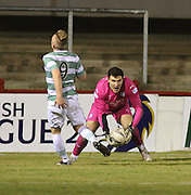 Kyle Letheren - Dundee v Celtic - SPFL 20s Development League at Gayfield<br /> <br />  - &copy; David Young - www.davidyoungphoto.co.uk - email: davidyoungphoto@gmail.com