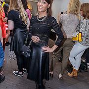NLD/Amsterdam/20150408 - Launch Beautygloss by JOSH V dresses #BGxJV, Jamie Faber