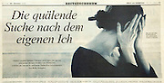 photogrpahy Oote Boe.Welt am Sonntag, 29 October 2000