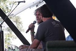 Wayne Coyne talks at The Bonnaroo Music and Arts Festival - 6/14/14