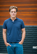 Actor Michael Shannon photographed in Chicago's Lincoln Park neighborhood Monday June 24th 2013.<br /> | Michael R. Schmidt~ For Sun-Times Media
