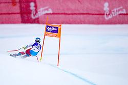 17.01.2018, Olympia delle Tofane, Cortina d Ampezzo, ITA, FIS Weltcup Ski Alpin, Abfahrt, Damen, 1. Training, im Bild Joana Haehlen (SUI) // Joana Haehlen of Switzerland in action during the 1st practice run of ladie' s downhill of the Cortina FIS Ski Alpine World Cup at the Olympia delle Tofane course in Cortina d Ampezzo, Italy on 2018/01/17. EXPA Pictures © 2018, PhotoCredit: EXPA/ Dominik Angerer