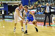 Travis Diener<br /> Angelico Biella - Banco di Sardegna Dinamo Sassari<br /> Legabasket Serie A Beko 2012-2013<br /> Biella, 20/01/2013<br /> Foto L.Canu / Ciamillo-Castoria