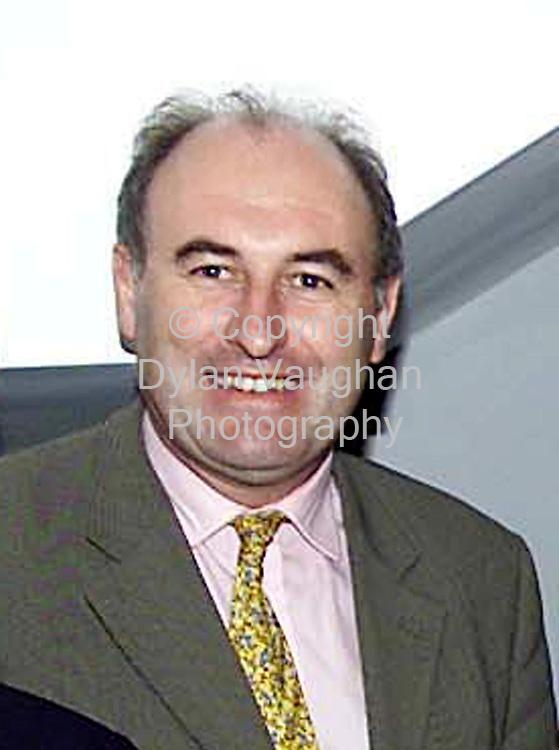 25/4/2002.Kilkenny TD Phil Hogan..PICTURE DYLAN VAUGHAN