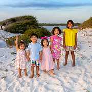 Stutsman-Clark Family Beach Photos