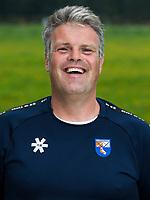 BLOEMENDAAL - assistent coach Andre Morees (Bldaal)  .  Bloemendaal  Dames I seizoen 2018/2019. COPYRIGHT KOEN SUYK