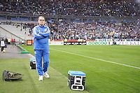 Marcelo Bielsa - 22.03.2015 - Lens / Marseille - 30eme journee de Ligue 1 <br /> Photo : Andre Ferreira / Icon Sport