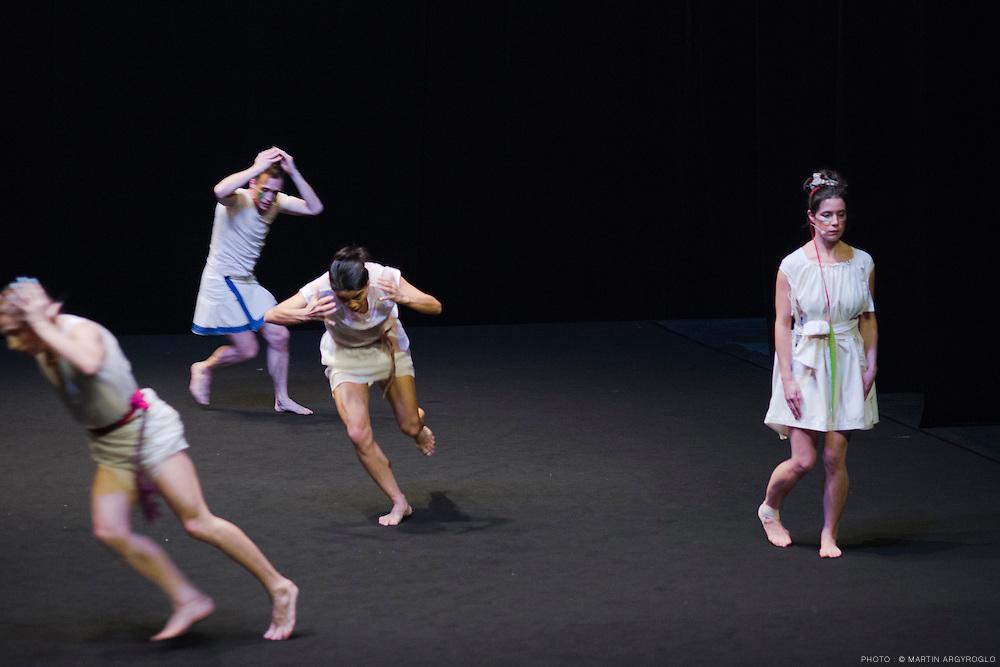 Dominique Brun - Sacre # 197. Théâtre des Bergeries (Noisy-le-Sec).