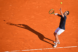 April 17, 2018 - Monte Carlo, FRANCE - Richard Gasquet  (Credit Image: © Panoramic via ZUMA Press)