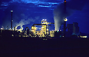 Pocatello, Idaho.  Simplot phosphorus plant in.