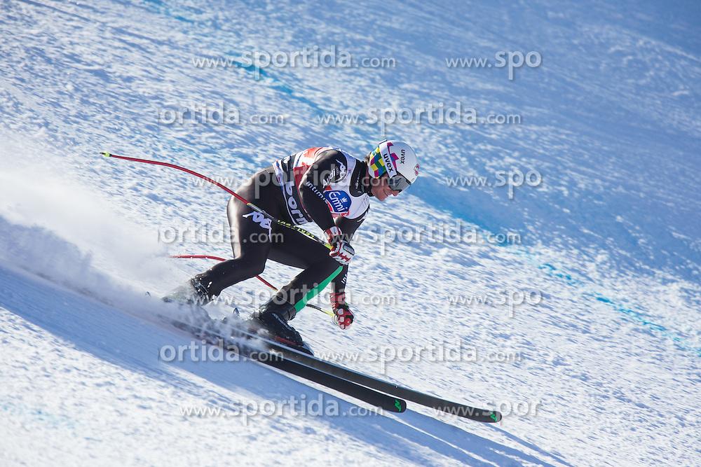 27.12.2013, Stelvio, Bormio, ITA, FIS Ski Weltcup, Bormio, Abfahrt, Herren, 1. Traininglauf, im Bild Siegmar Klotz (ITA) // Siegmar Klotz of Italy in action during mens 1st downhill practice of the Bormio FIS Ski Alpine World Cup at the Stelvio Course in Bormio, Italy on 2012/12/27. EXPA Pictures © 2013, PhotoCredit: EXPA/ Johann Groder