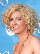 Actress Jenna Elfman poses at the CBS 2009 Upfronts at Terminal 5 in New York City, USA on May 20, 2009.