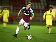 West Ham United v Villarreal - 05 Oct 2017