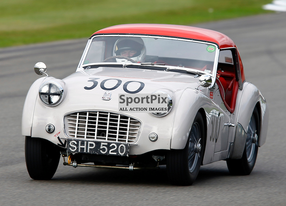 GOODWOOD REVIVAL....Warren Kennedy during qualifying for the weekend races...(c) STEPHEN LAWSON | SportPix.org.uk
