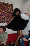 JOY; JEAN-MICHAEL CAZALET, Prada Congo Benefit party. Double Club. Torrens Place. Angel. London. 2 July 2009.