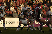 Twickenham, Surrey, ENGLAND, 29.04.2006,  Henry Paul, during the  Round 12 Super League match, Quins RL vs Huddersfield, at The Stoop,  © Peter Spurrier/Intersport-images.com, Rugby League..
