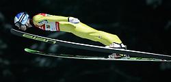 01.02.2011, Vogtland Arena, Klingenthal, GER, FIS Ski Jumping Worldcup, Team Tour, Klingenthal, im Bild Wolfgang Loitzl, AUT, während der Qualifikation // during the FIS Ski Jumping Worldcup, Team Tour in Klingenthal, Germany 1/2/2011. EXPA Pictures © 2011, PhotoCredit: EXPA/ Jensen Images/ Ingo Jensen +++++ ATTENTION +++++ GERMANY OUT!