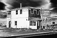 Route 66 Wayside Motel, Digital Solar, Grants, NM
