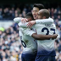 Tottenham Hotspur v Huddersfield Town