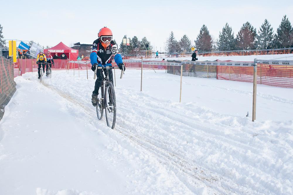 Calvin Keane (Bend Endurance Academy.  ©Brian Nelson