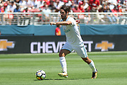 Real Madrid Midfielder Isco during the AON Tour 2017 match between Real Madrid and Manchester United at the Levi's Stadium, Santa Clara, USA on 23 July 2017.