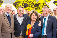 Christine Jardine launches her Lib Dem campaign for Parliament | Edinburgh | 6 May 2017