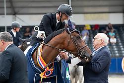 Martens Joost, NED, Hally Berry<br /> KWPN Kampioenschappen - Ermelo 2018<br /> © Hippo Foto - Dirk Caremans<br /> 16/08/2018