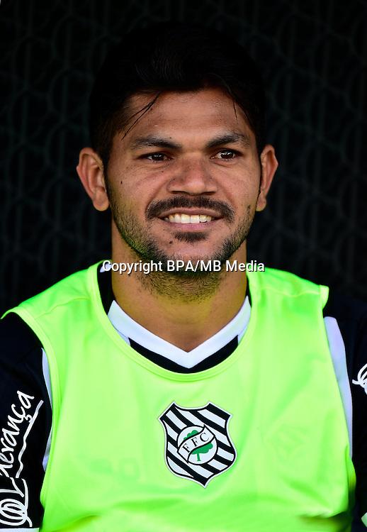 Brazilian Football League Serie A / <br /> ( Figueirense Futebol Clube ) - <br /> Francisco Jackson Menezes Da Costa &quot; Jackson Caucaia &quot;